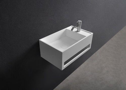 Wastafel 50 Cm : Solid surface design wastafel san miquel afmeting b cm d