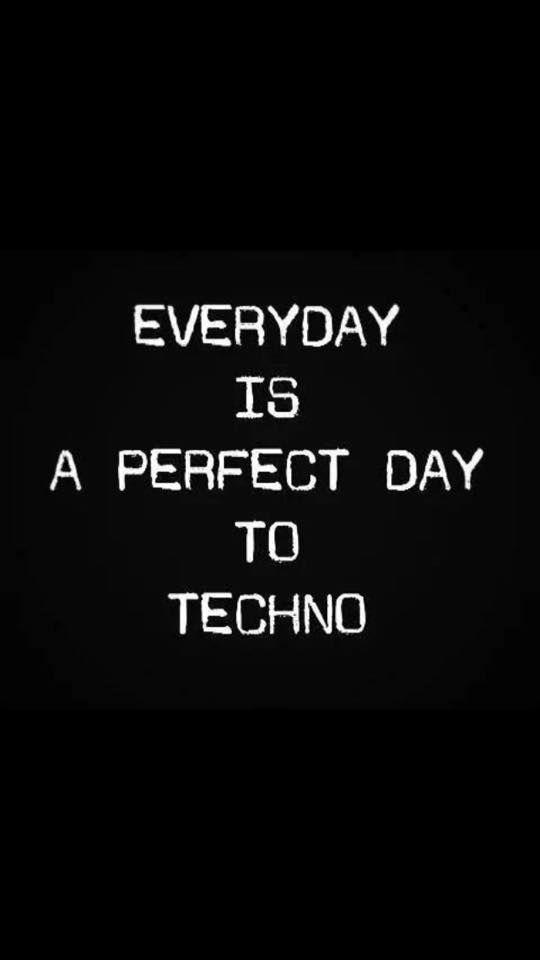 techno | Images in 2019 | Techno music, Techno party, Techno