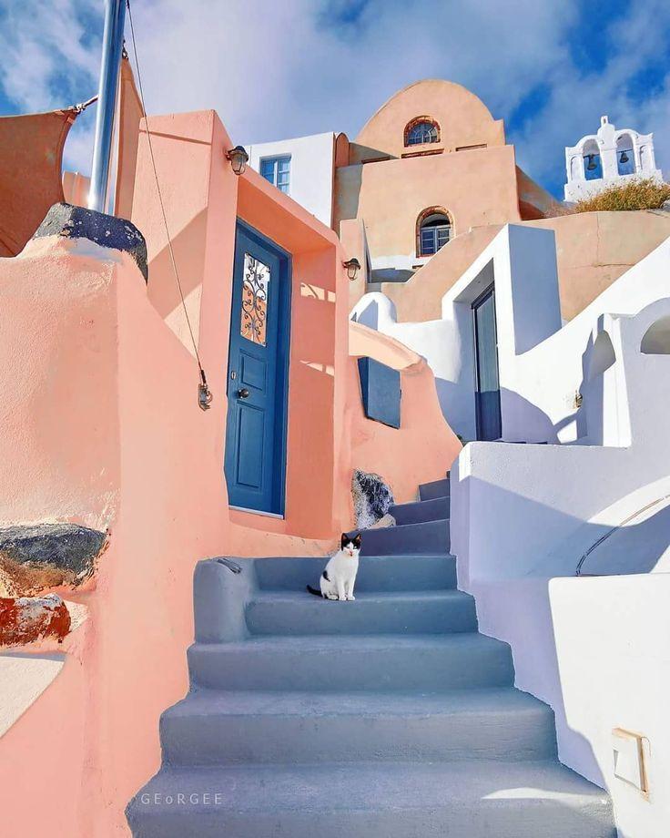 Photo of beautiful door Paros by Konstantinos Noulis