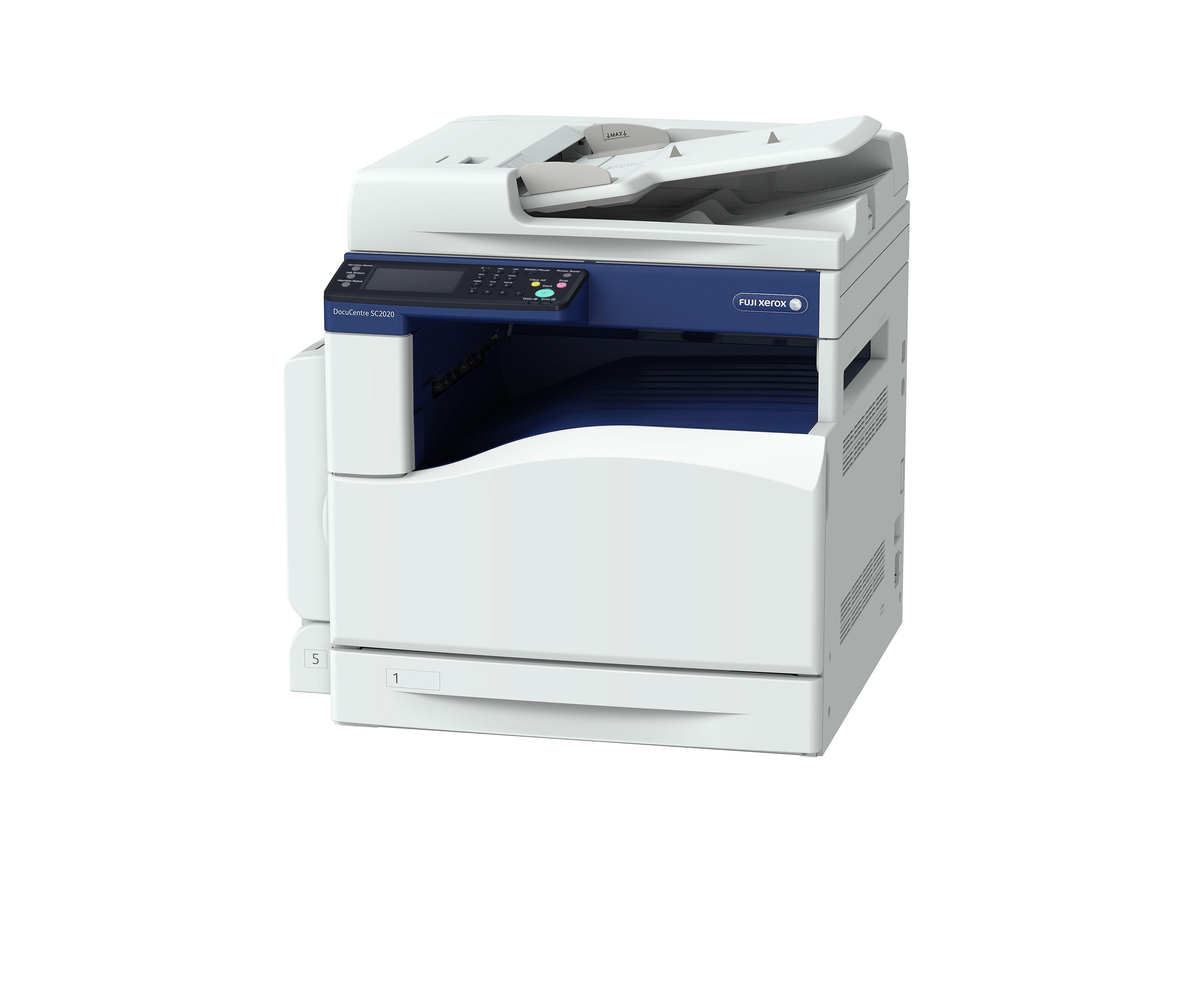 Mesin Fotocopy A3 Fuji Xerox Docucentre Sc2020 Warna Warna