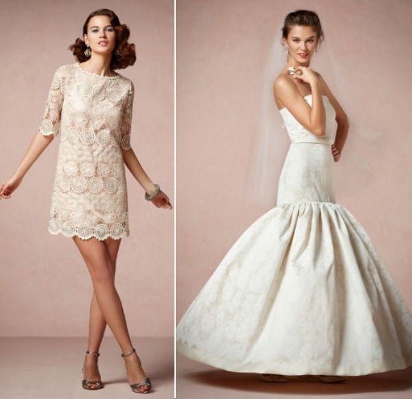 Vestidos de novia vintage 2013 #boda #vestidos | Vestidos ...