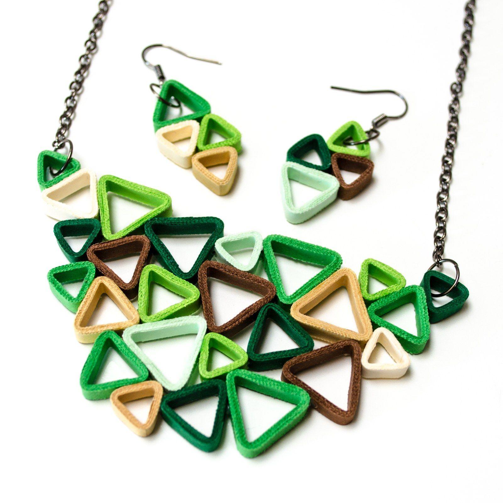 Geometry set Triangreen