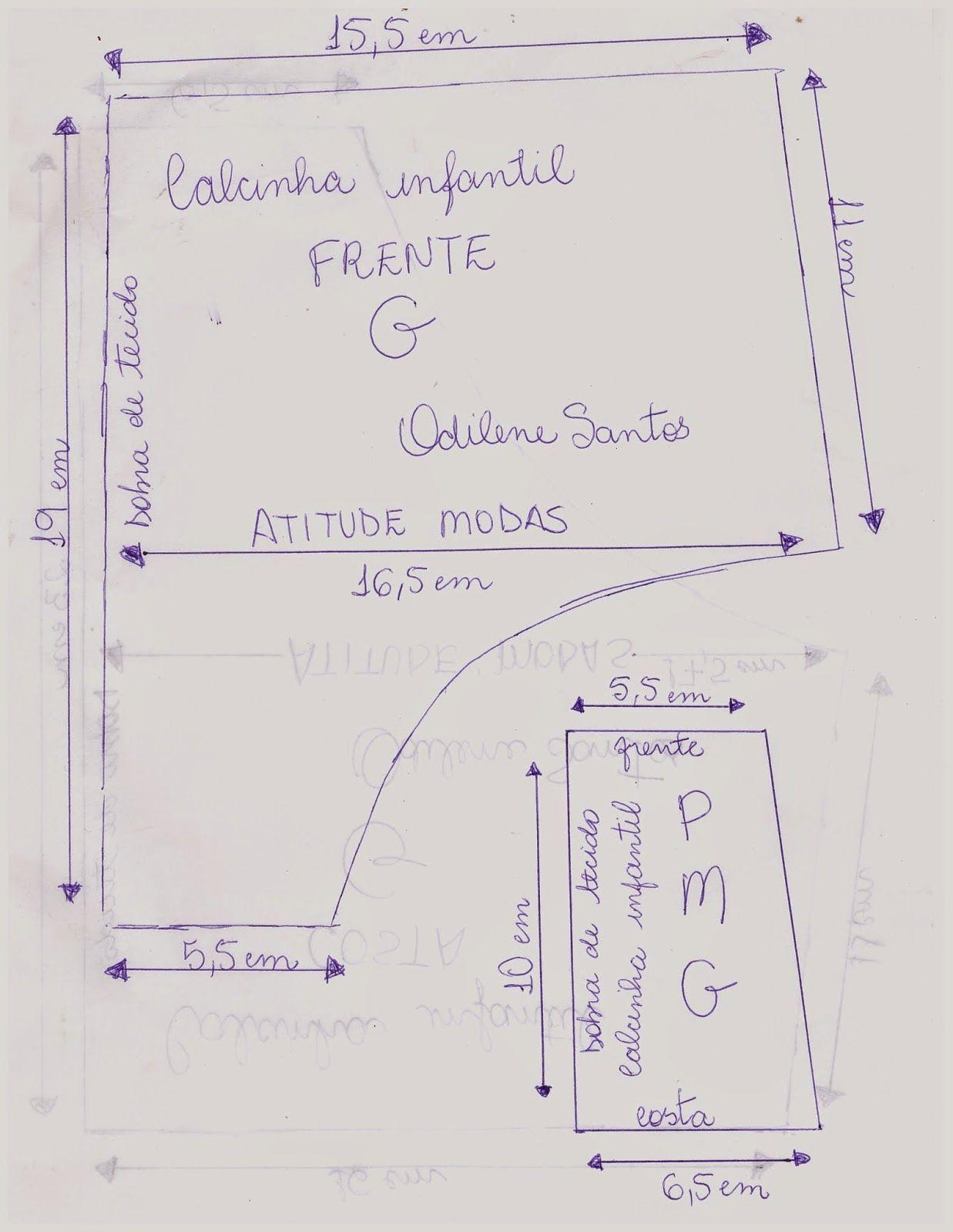 NIÑA TAMAÑO G - FRENTE | Bebe saris | Pinterest | Moldes, Bebe y Costura