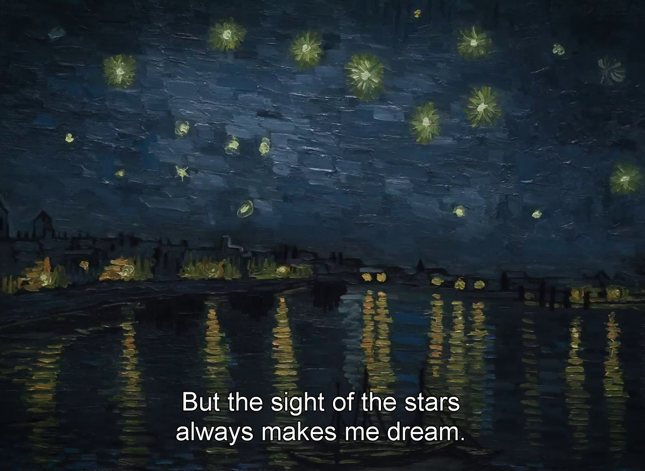 Fresh Movie Quote Van Gogh Aesthetic Quotes How To Cite A In Paper