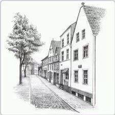 Schweizer Hauserreihe In 2019 Hauser Zeichnen Zeichnen