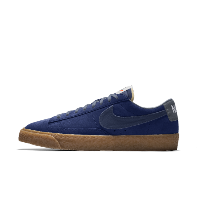 Nike Blazer Low By You Custom Men's Shoe | Nike blazer, Nike ...