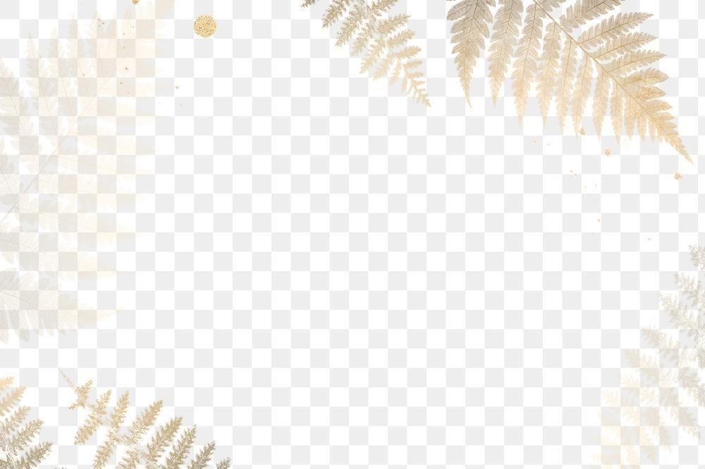 Golden Marsh Fern Frame Design Element Free Image By Rawpixel Com Nunny Design Element Frame Design Bathroom Design Decor