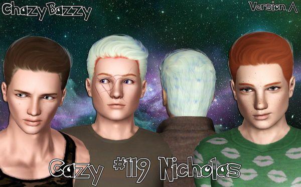 Sims 3 frisuren male