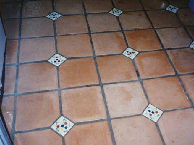 saltillo tile floor mexican saltillo tiles