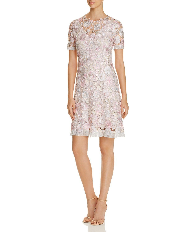 e6130f6ba98ab Elie Tahari Laura Lace Dress | My Style | Dresses, Lace Dress, Elie ...