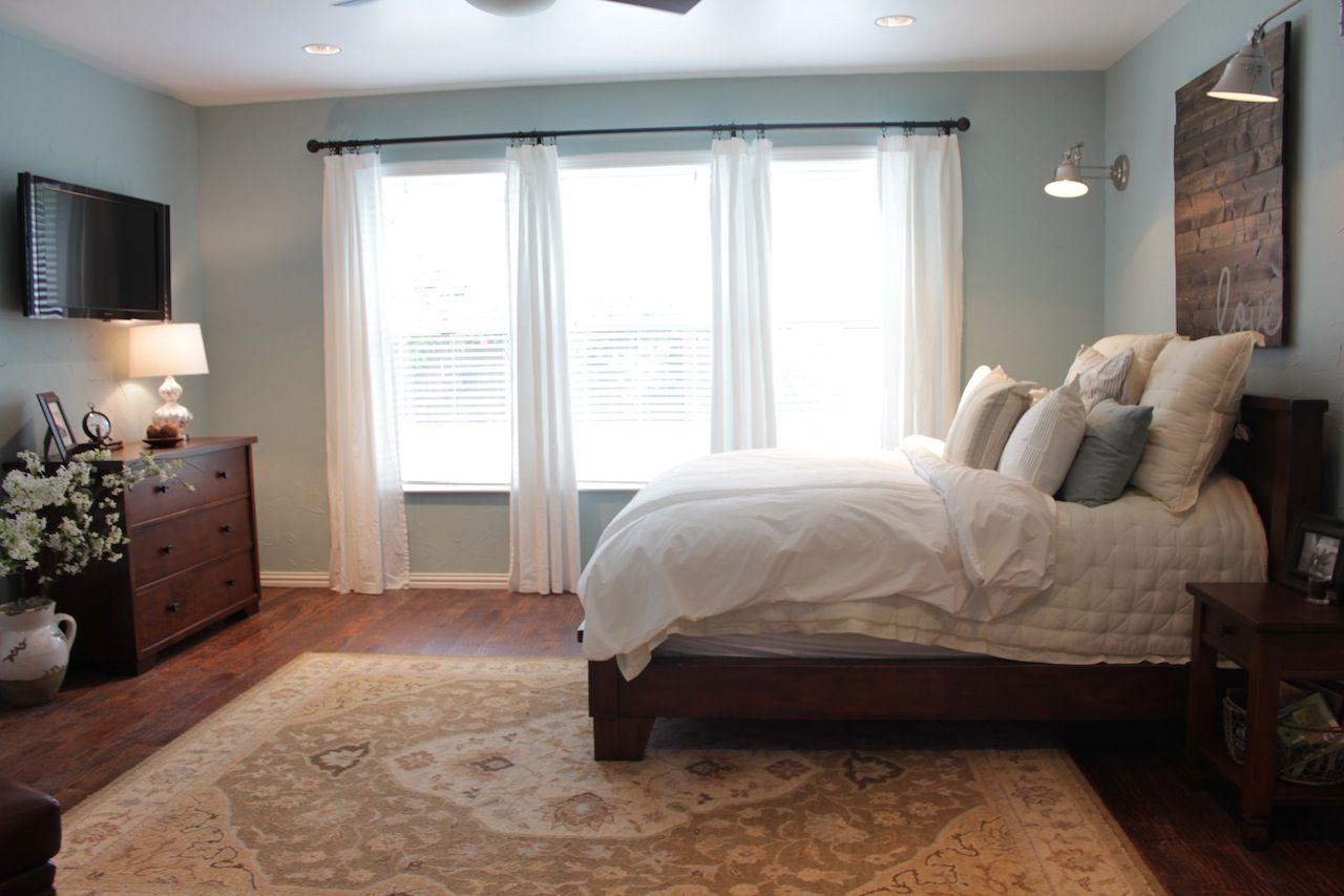Benjamin Moore Wedgewood Gray-paint Color For Bedroom... I
