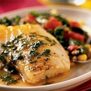 Grouper Fish Recipes Sauces