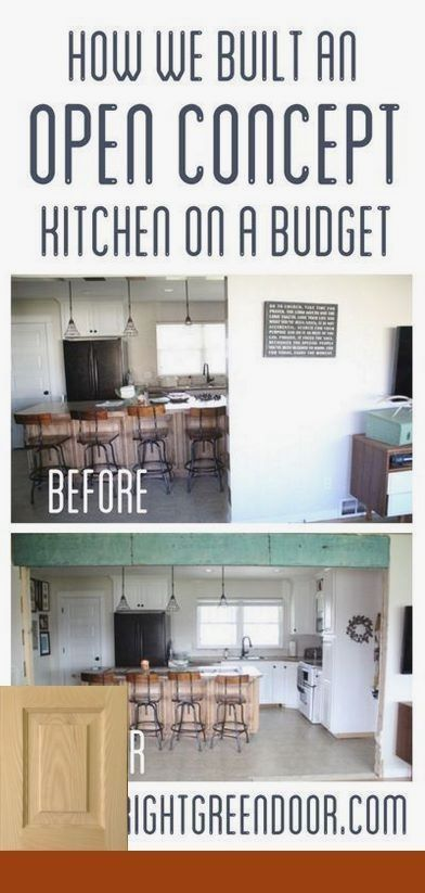 Opening Up A Galley Kitchen Before And After #smallkitchenremodeling #kitchenmak #opengalleykitchen Opening Up A Galley Kitchen Before And After #smallkitchenremodeling #kitchenmak #opengalleykitchen