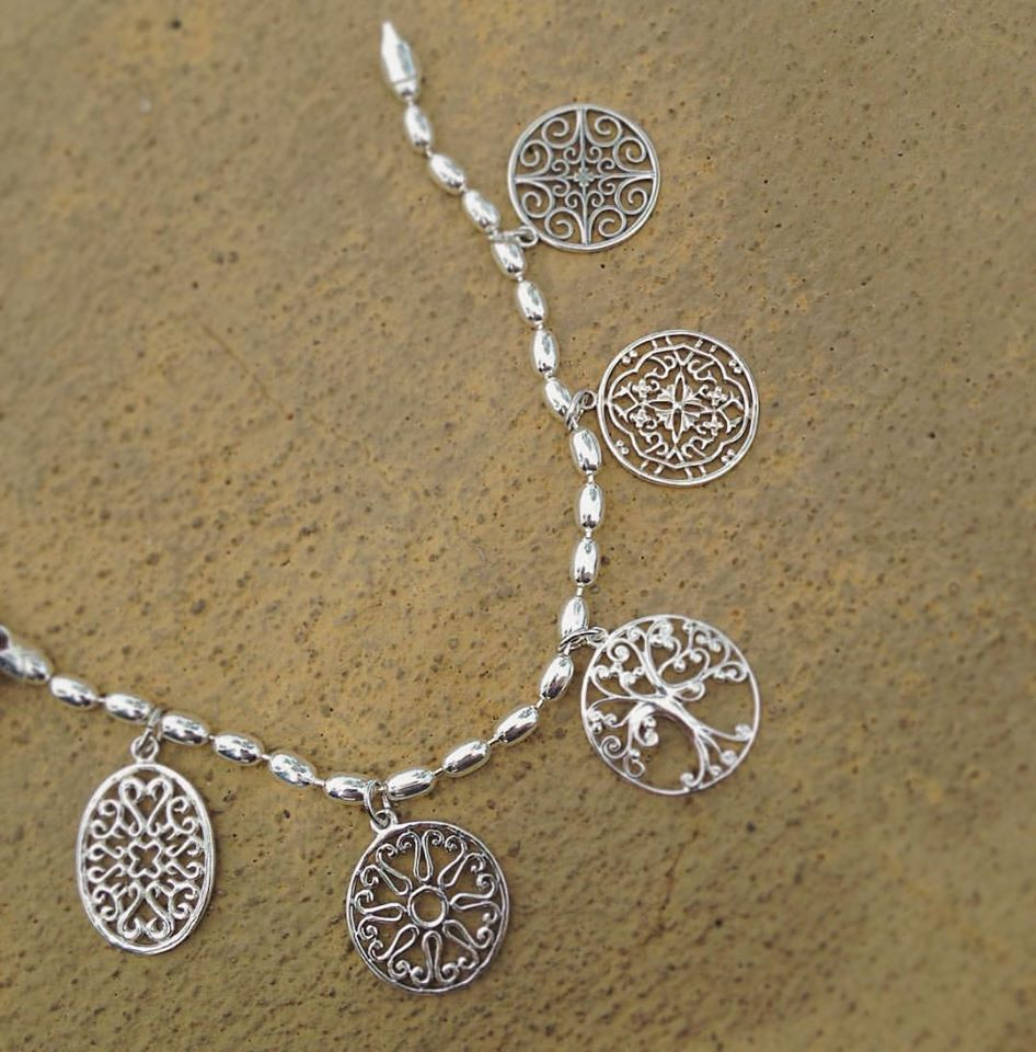 Create Your Own Charleston Gate Charm Bracelet At Gold Creations In The  Charleston Market!