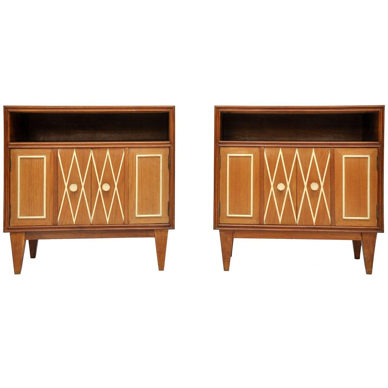Best Mid Century Italian Nightstands Painting Furniture Diy 640 x 480
