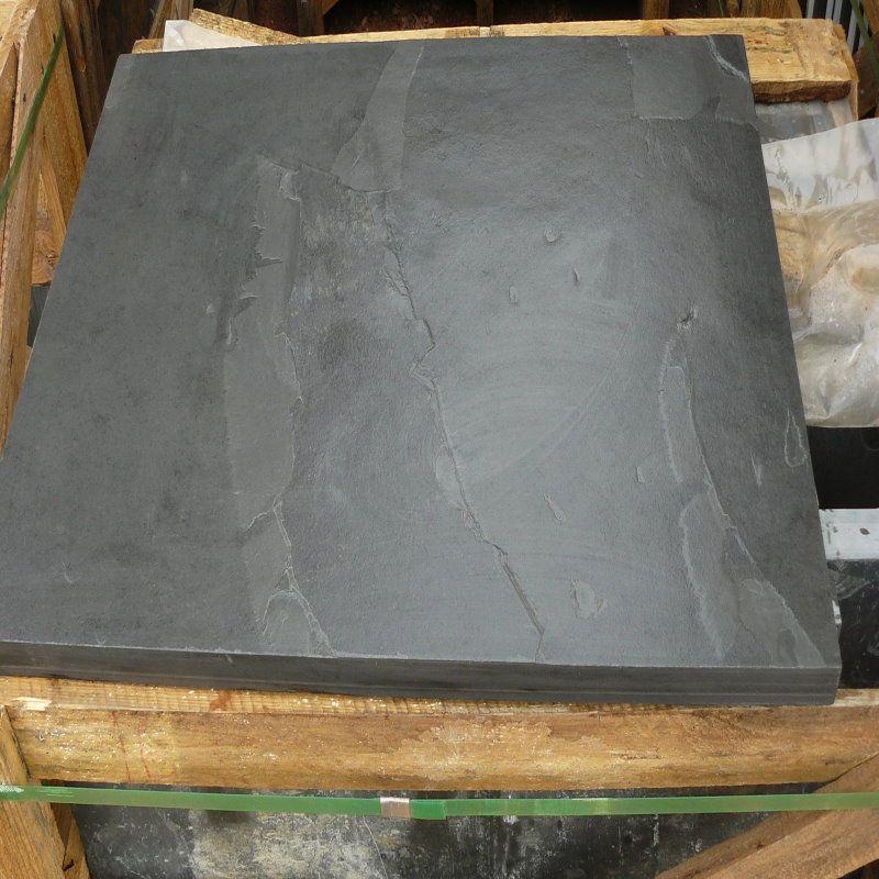 Mrs Stone Store Brazilian Black Natural Slate Paving Slabs For Hearth Fireplace Hearth Stone Wood Stove Hearth Slate Hearth