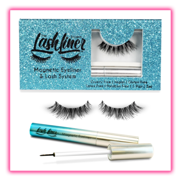 90e5edc26bf The World's First Magnetic Eyeliner and False Eyelash System!A true  innovation! The LashLiner Magnetic Eyeliner and False Eyelash System makes  wearing false ...