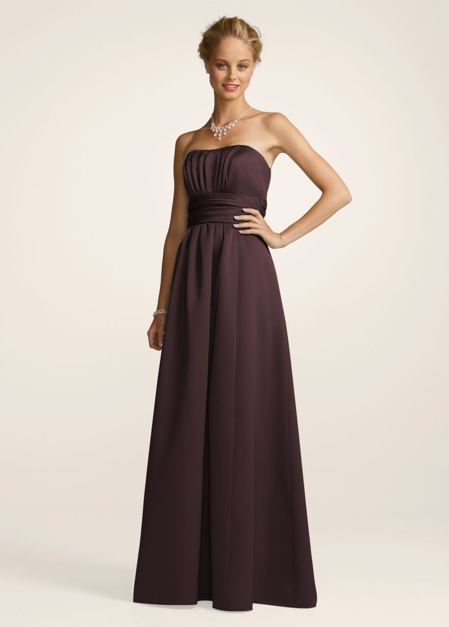 Chocolate brown bridesmaid dresses i like the style but in a chocolate brown bridesmaid dresses i like the style but in a different color ombrellifo Image collections