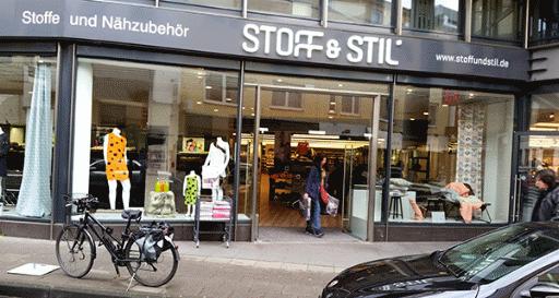e3fecb9519b6f9 Finde Geschäfte - STOFF   STIL