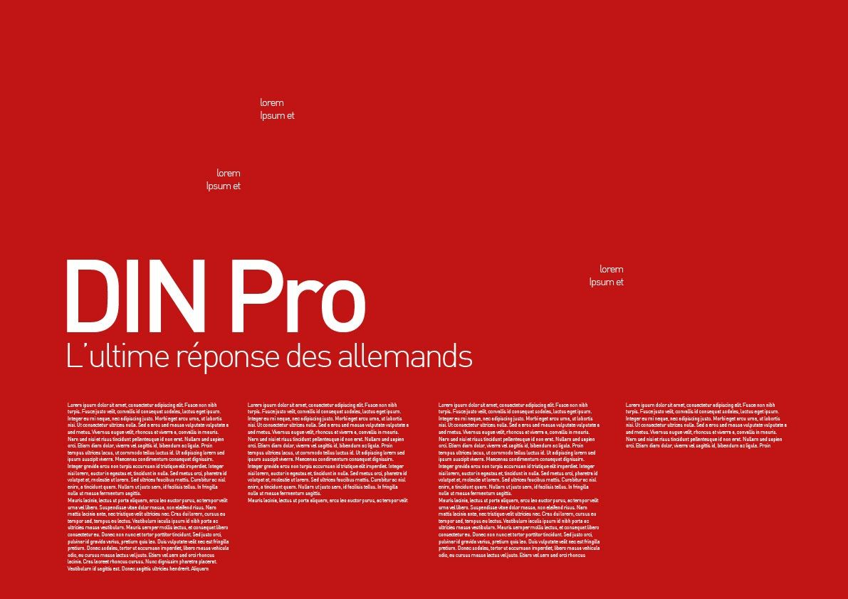 din pro | ideas | Typography design, Typography, Serif