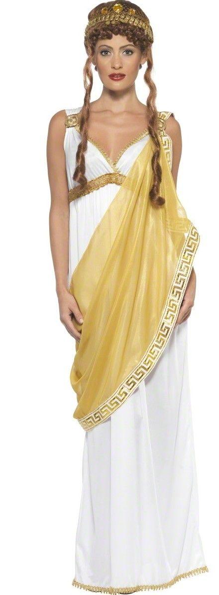 Hervorragend La tunique de déesse grecque | Confections et déguisements  DN01