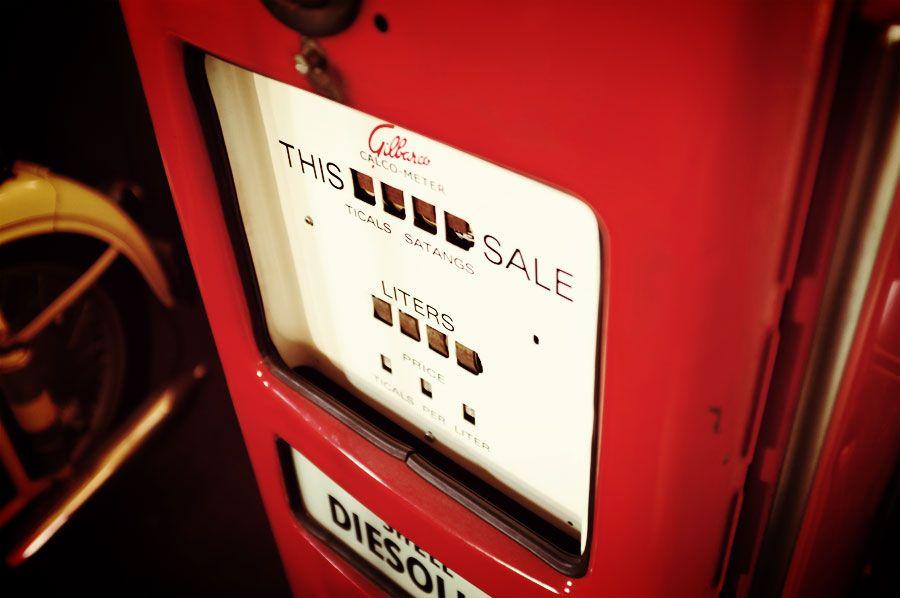 Fuel pomp