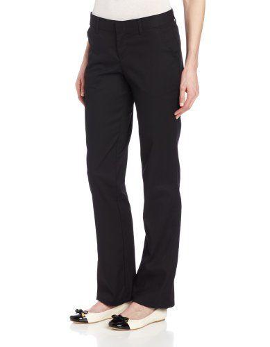 Dickies Womens FP221 Premium Flat Front Pant-BLACK-6x34 D... https://www.amazon.com/dp/B00D3SYXKE/ref=cm_sw_r_pi_dp_x_L6B7xb1SZV9XG