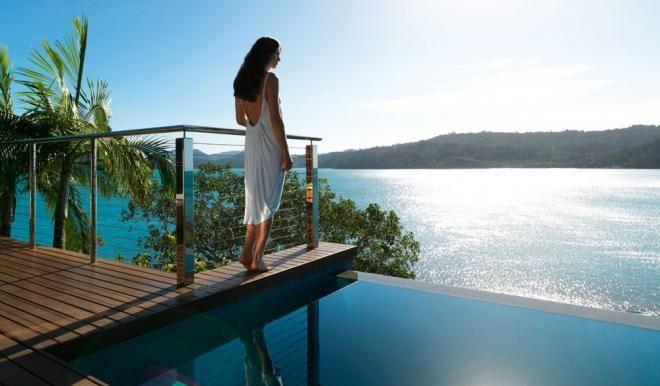 مصطفـــــــــــى محمـــــد السياحـــــة فى أســـــــتراليا Tourism In Australia Hamilton Island Resort Great Barrier Reef