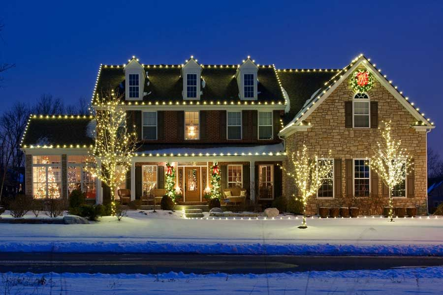 Christmas lights Christmas decorating Pinterest Christmas