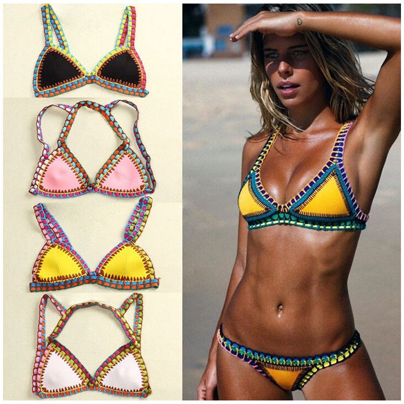 Super only 11$ at Wish - 2016 Hot New Arrivals Sexy Handmade Crochet  JB68