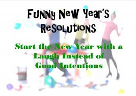 Funny New Year Resolutions Quotes