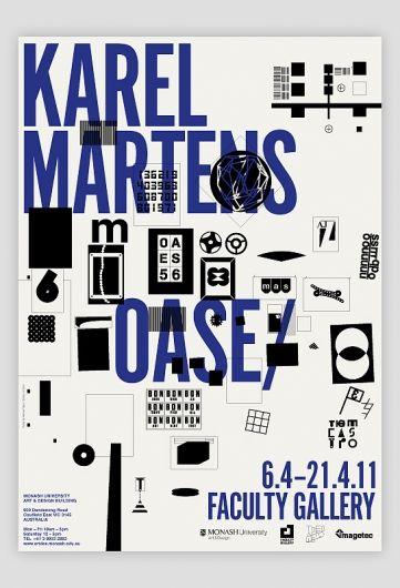 KAREL MARTENS – OASE – Lecture, Melbourne | Swiss Legacy