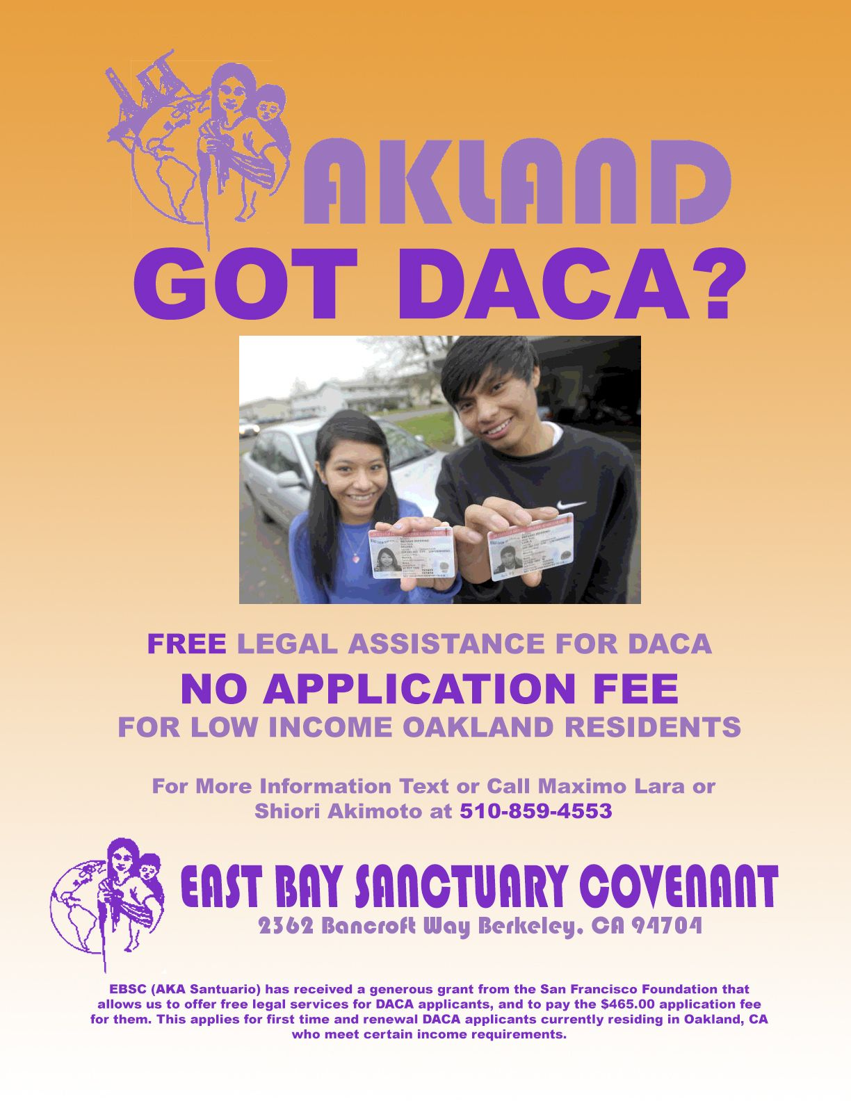 A Board of Immigration Appeals Recognized Non-Profit Organization