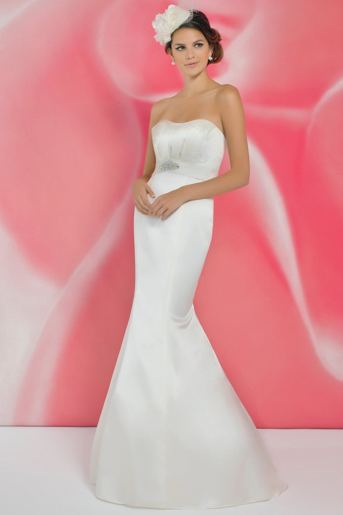 Style *I110 » Wedding Dresses » Ivory Collection » Pearl Bridals ...
