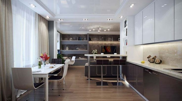 cool Salle à manger - Salle à manger design dans un petit - salle a manger design moderne