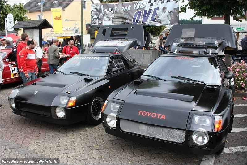 toyota mr2 tte 222d group s rally car concept- not a us car for us