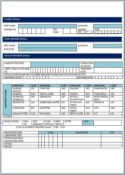 medical invoice medical invoice template medical invoice