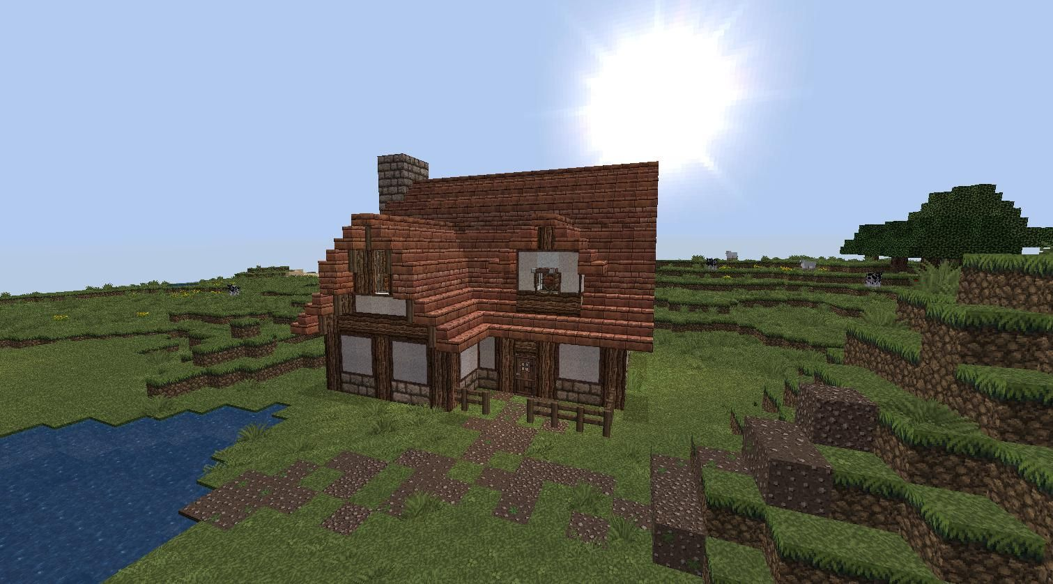 How To Build Little Minecraft Houses Small House