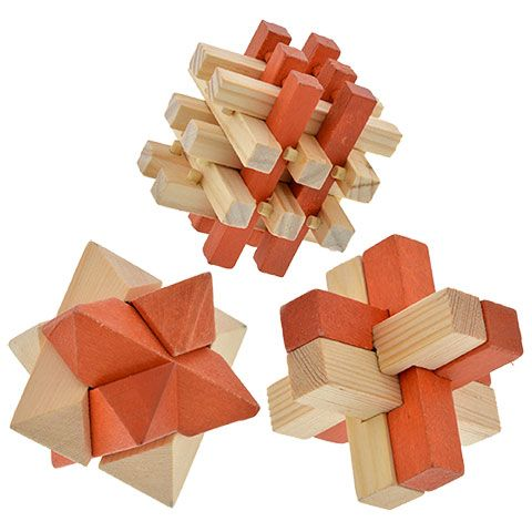 Assorted Licensed Puzzle Cubes Dollartree Wooden Puzzles Cube