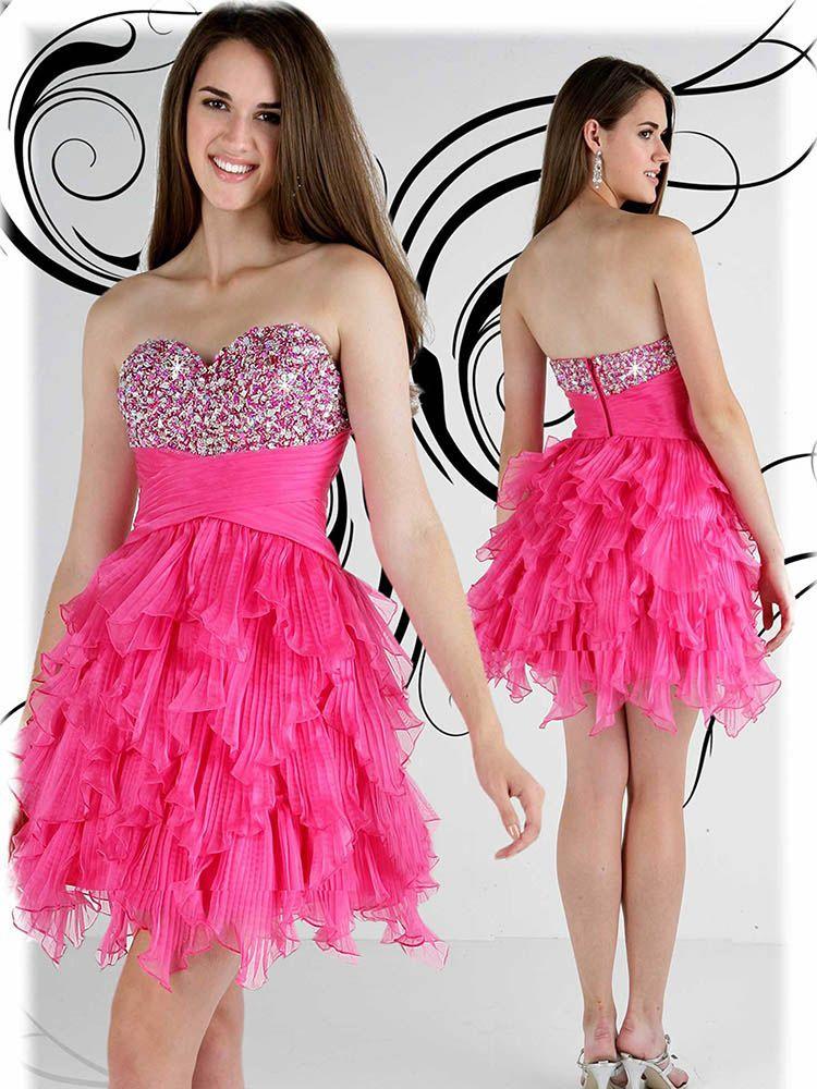 Pin de Gabriel Monroy en Pink Fashion   Pinterest   Vestiditos ...