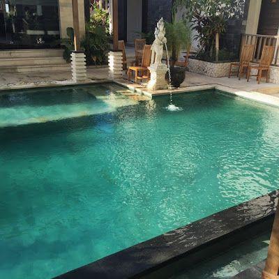 Pin by ʌıxxsıu on РØØŁ¥ΔŘĐŞ Green pool, Pool tile