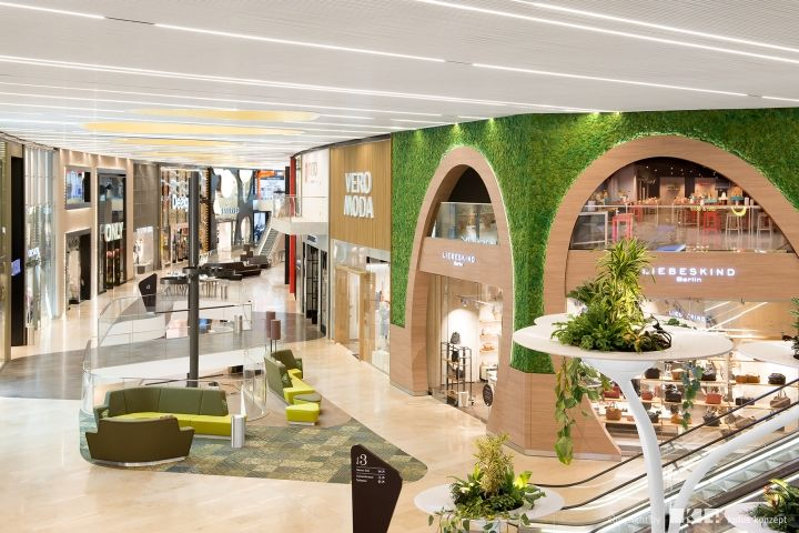 Minto Shopping Mall By Kplus Konzept Mnchengladbach Germany Retail Design Blog