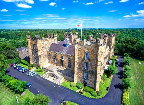 9 Best Castle Hotels In England
