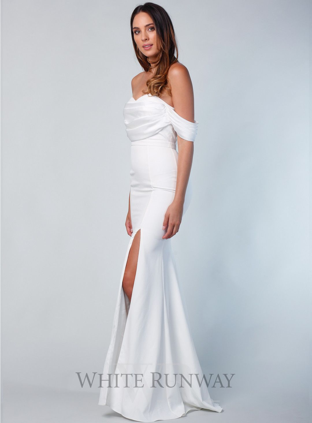 Adriana Gown | Formal fashion, Gowns and Church wedding