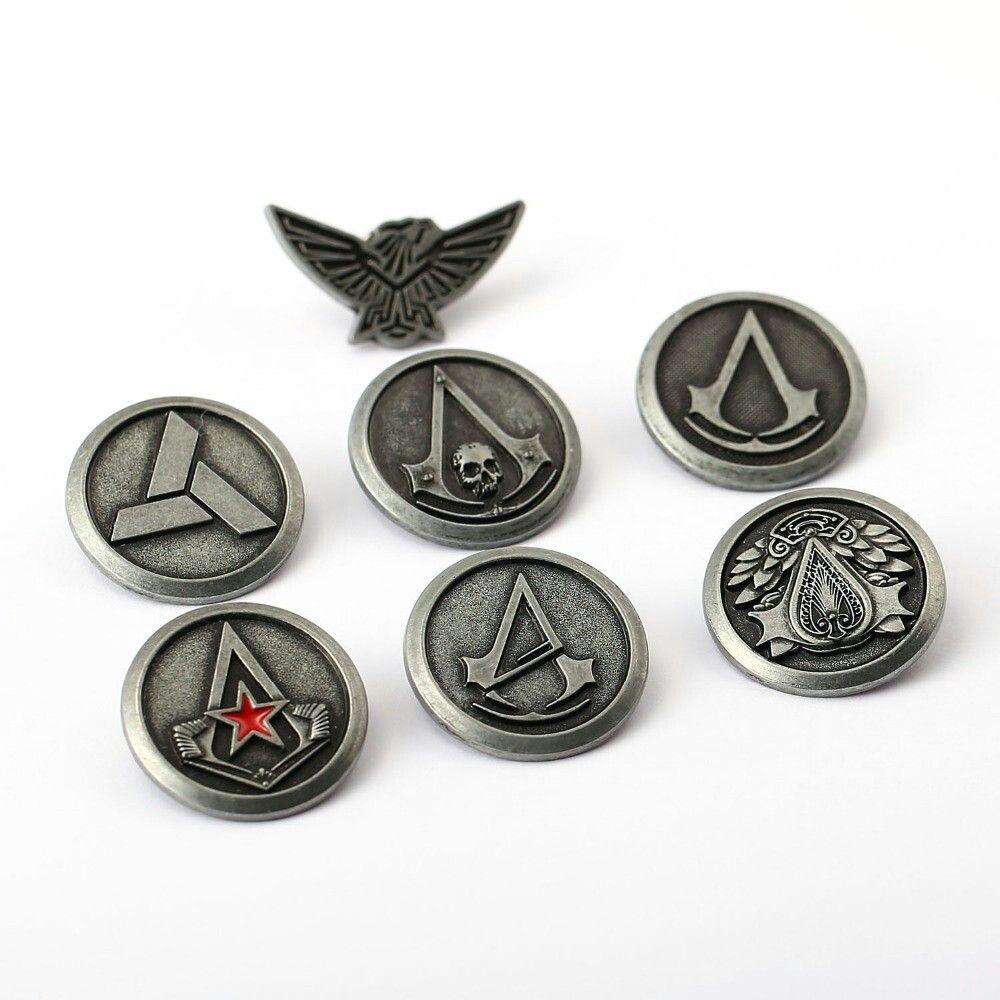 Assassins Creed | Official Pin | Ubi Workshop
