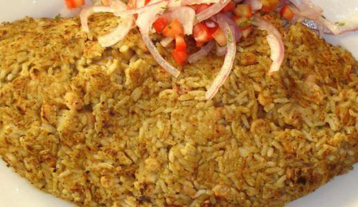 Delicious Tacu Tacu Recipe Yum Peruvian Recipes