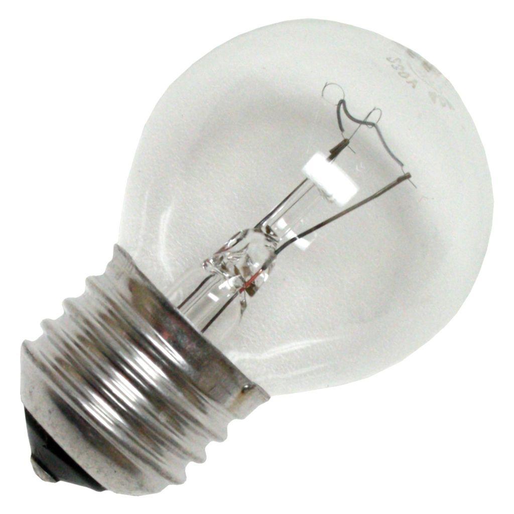 40 watt 240 volt G14 European Medium Screw Base Clear at eLightBulbs.com