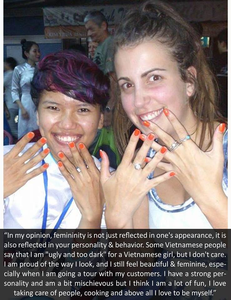 Employee Profile  Thuc A Modern Vietnamese Woman  Xo Girls