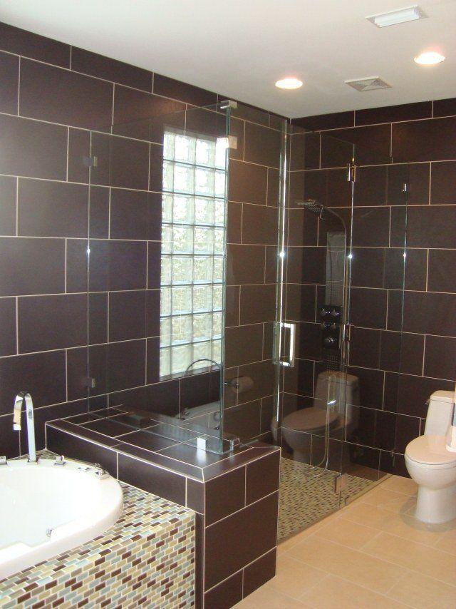 25 ides douche litalienne pour une salle de bain moderne - Salle De Bain Avec Douche A L Italienne