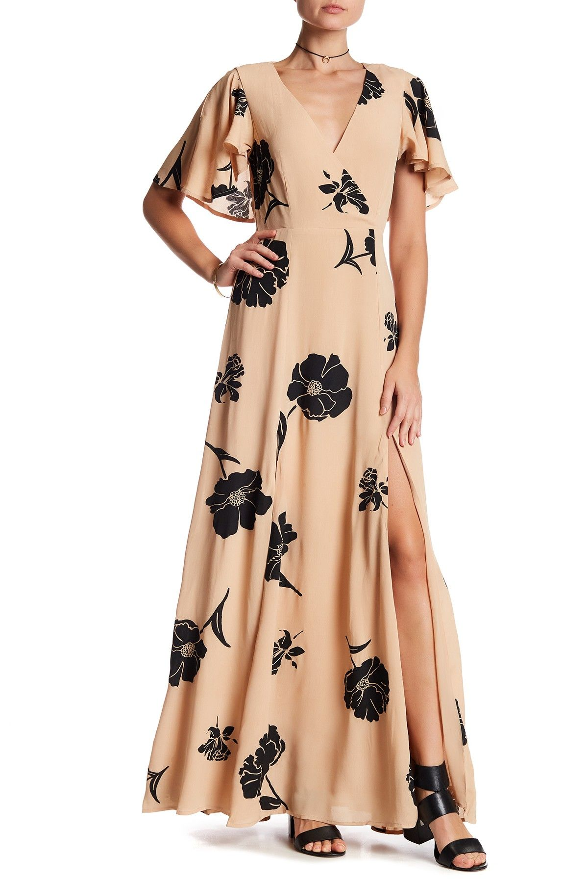 Moni Maxi Dress
